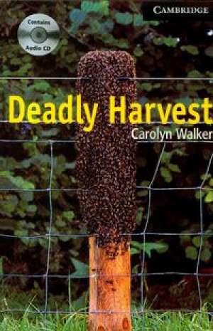 CER6. Deadly Harvest (+ CD) - okładka podręcznika