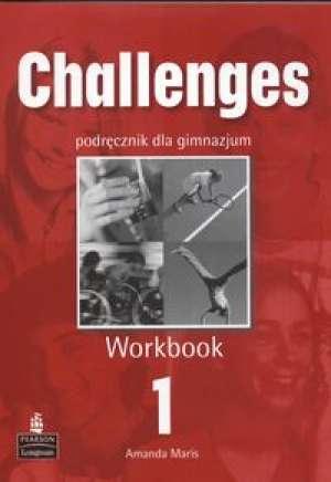 Challenges 1. Workbook - okładka podręcznika