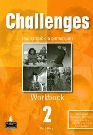 Challenges 2. Workbook - okładka podręcznika