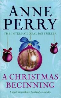 Christmas Beginning - okładka książki