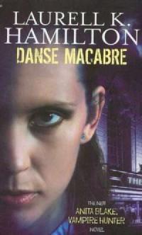 Danse Macabre - okładka książki
