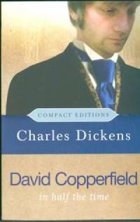 David Copperfield - okładka książki