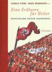Eine Erdbeere fur Hitler - okładka książki