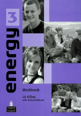 Energy 3. Workbook - okładka podręcznika
