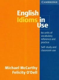 English Idioms in Use - okładka podręcznika