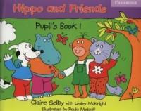 Hippo and friends 1. Pupils book - okładka podręcznika