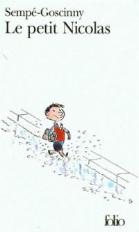 Le petit Nicolas - okładka książki