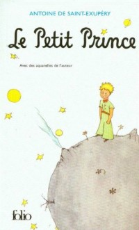 Le Petit Prince - okładka książki