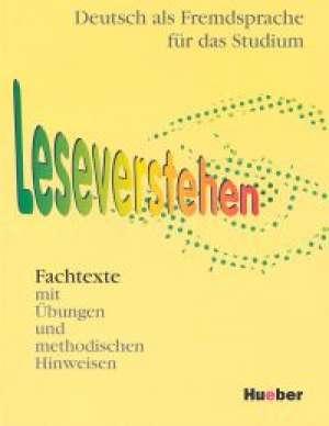 Leseverstehen Fachtexte mit Ubungen - okładka książki