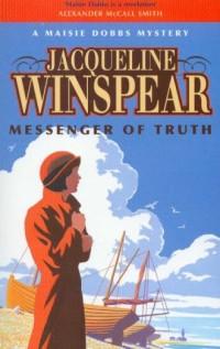 Messenger of Truth - okładka książki