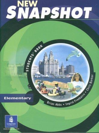 New Snapshot. Język angielski. - okładka podręcznika