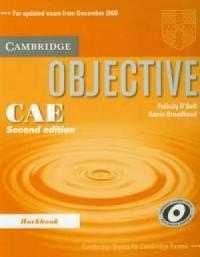 Objective cae second edition - okładka podręcznika