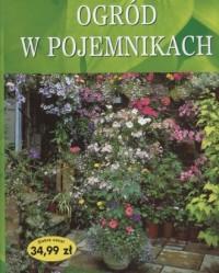 Ogród w pojemnikach - okładka książki