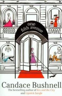 One Fifth Avenue - okładka książki