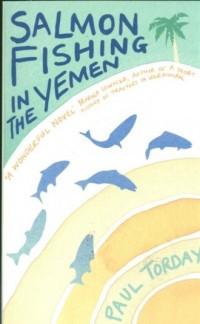 Salmon Fishing in the Yemen - okładka książki