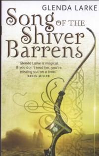 Song of the Shiver Barrens - okładka książki
