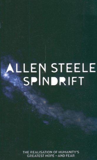 Spindrift - okładka książki