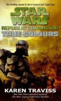 Star Wars. Republic commando. True colours - okładka książki