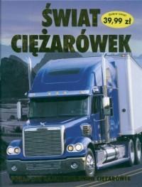Świat ciężarówek - okładka książki