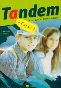 Tandem 1. Podręcznik - okładka podręcznika