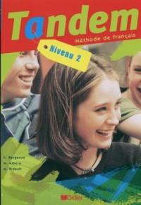 Tandem 2. Podręcznik - okładka podręcznika