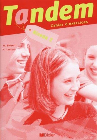Tandem 2. Zeszyt ćwiczeń - okładka podręcznika