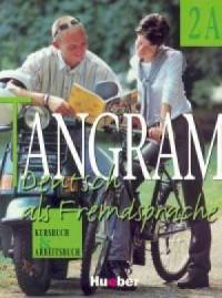 Tangram 2A. Kursbuch und Arbeitsbuch - okładka podręcznika
