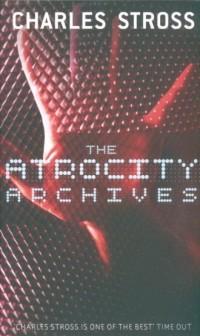 The Atrocity Archives - okładka książki