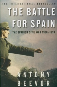 The Battle for Spain - okładka książki