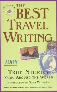 The Best Travel Writing 2008 - okładka książki