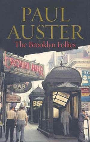 The Brooklyn Follies - okładka książki
