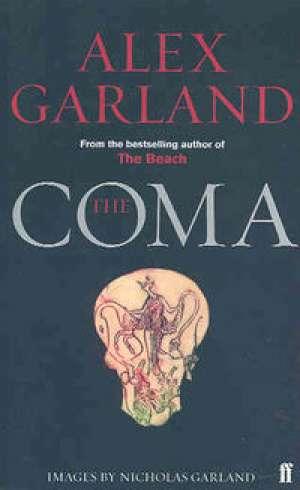 The Coma - okładka książki