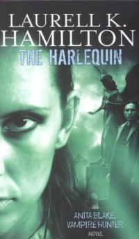 The Harlequin - okładka książki