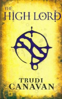 The High Lord - okładka książki