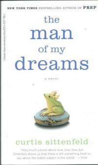 The Man of My Dreams - okładka książki