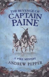 The Revenge of Captain Paine - okładka książki
