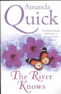The River Knows - okładka książki