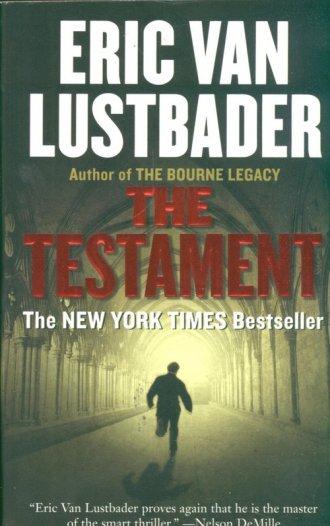 The Testament - okładka książki