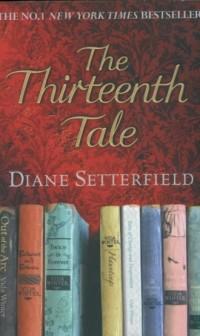 The Thirteenth Tale - okładka książki