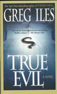 True evil - okładka książki