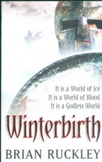 Winterbirth - okładka książki