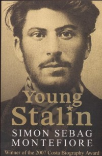 Young Stalin - okładka książki