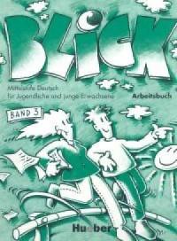 Blick 3. Zeszyt ćwiczeń - okładka podręcznika