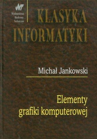 Elementy grafiki komputerowej. - okładka książki
