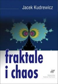 Fraktale i chaos - okładka książki