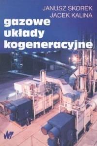 Gazowe układy kogeneracyjne - okładka książki