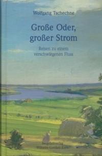 Grosse oder, groser Strom - okładka książki