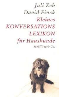 Kleines Konversationslexikon für Haushunde - okładka książki