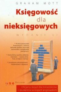 Księgowość dla nieksięgowych - okładka książki