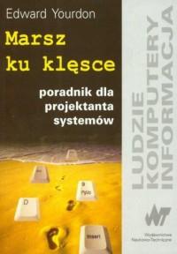 Marsz ku klęsce - okładka książki